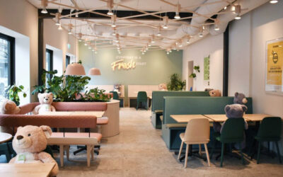 Interior design project – behind the scenes