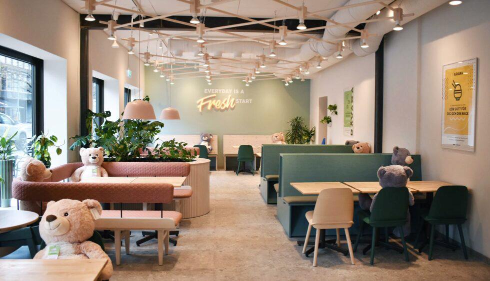 Råvara interior design concept